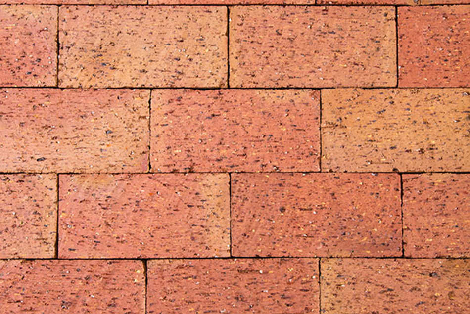 Old Red Clay Pavers